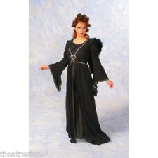 Quality BLACK LACE ANGEL Costume Dress Alexanders # 12-049 Women's Large (12-14)