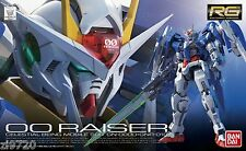 Bandai gundam RG 1/144 GN-0000+GNR010 OO Raiser Model kit RG 00