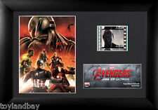 Film Cell Genuine 35mm Framed & Matted Marvel's Avengers Age of Ultron USFC6270