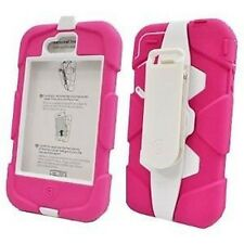 Griffin Survivor iPhone 4/4S Pink/White