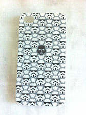 Troops and Darth Vadar Star Wars  Printed iPhone 4/4S Case for iPhone 4s