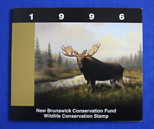 Canada (NB03) 1996 New Brunswick Conservation Fund Stamp (MNH)