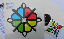 "NEW ORDER 12"" + CD People On The High Line + Promo Info Sheet WHITE Vinyl MP3s"