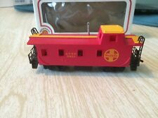 Bachmann HO Scale Train Caboose Car Sante Fe Red NEW #ATSF 3851