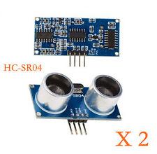 2* Ultraschall Abstand Modul HC-SR04 Sensor Ultrasonic Module für Arduino