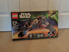LEGO Star Wars JEK 14 STEALTH STARFIGHTER 75018 Brand New Sealed Set Retired