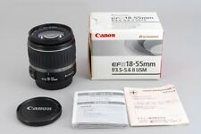 [Near Mint!] Canon EFS EF-S 18-55mm F3.5-5.6 II USM From Japan #1220832