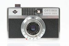 Agfa Optima Rapid 250 V mit Color Apotar 2,8/35mm Objektiv #AF6372AN