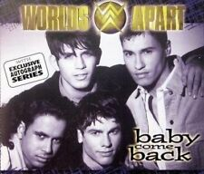 Worlds Apart Baby come back (1995) [Maxi-CD]