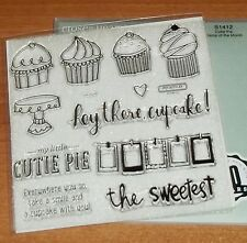 CTMH S1412 CUTIE PIE ~hey there Cupcake!,Everywhere you go take a smile and a...