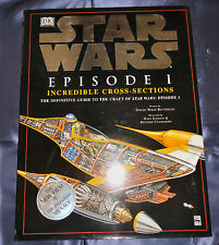 Star Wars #61 Incredible cross-sections - craft of Star Wars Episode I