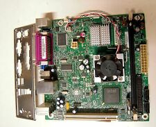 Intel LD 945 gclf Scheda Madre + Intel Atom 1.6ghz CPU MINI ITX CON mascherina
