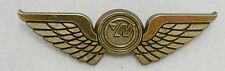 TWO NORTHWEST AND ONE CONTINENTAL AIRLINES TOY PILOT WINGS