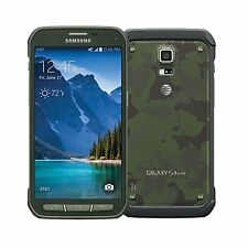 Samsung Galaxy S5 Active SM-G870A - 16GB (AT&T) Unlocked - Smartphone Fair