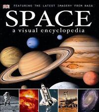 Space: A Visual Encyclopedia, DK, Good Book
