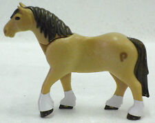 HORSE light brown PLAYMOBIL to Western Ritter Garde WAGON Animals VARIOUS 412
