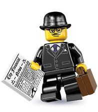Lego Series 8 Collectible Minifigure: BUSINESSMAN--FREE Combined Shipping!