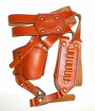 RUSSET RIGHT HAND SHOLDER HOLSTER for BOND ARMS DERRINGER
