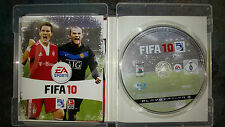 FIFA 10 - EA Sports - PS3 - Blu-ray Disc - 2009 - Playstation 3 Spiel