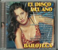 El Disco Del Año Bailoteca Latin Music CD New