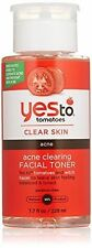 YES to Tomatoes Clear Skin Acne Clearing Facial Toner 7.7 oz