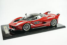 1/12 BBR FERRARI FXXK ABU DHABI CAR #10 LIMITED 300 PCS N MR