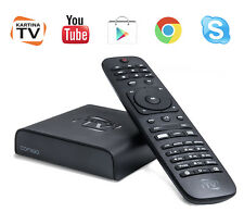 Kartina TV Comigo Quattro HD IPTV Receiver + 3 Tage Gratis Kartina TV