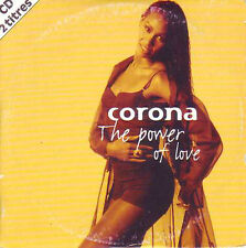 CD Single CORONA The power of love 2-Track CARD SLEEVE