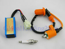 Racing Ignition Coil CDI GY6 50-150cc Scooter Moped ATV 152QMI 157QMJ 139QMB