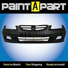 2001 2002 Honda Accord Coupe Front Bumper Cover (HO1000195) Painted