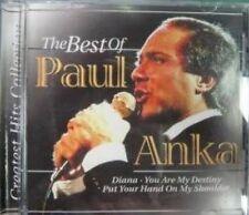 Paul ANKA Best of (16 tracks, #157878) CD []