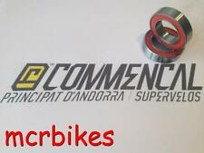 COMMENCAL SUPER4 FRAME PIVOT BEARINGS CHROME STEEL REPLACEMENT BEARINGS