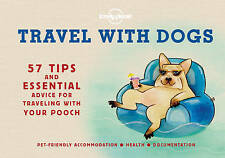 TRAVEL WITH DOGS 1  BOOK NEW