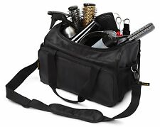 Professional Hairdressing Tool Bag Beauty Case, 34 cm, Prestige Black