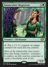 Immaculate Magistrate x4 Magic the Gathering 4x Commander 2014 mtg rare card lot