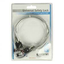 Kensington Computer Safety Lock With 2 Keys 3 meter