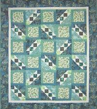 Treasure Chest quilt pattern by Roxanne Carter of Quilting With Roxanne