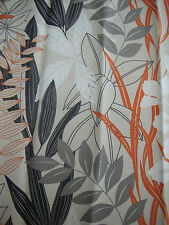 60cm HARLEQUIN Oleana heavyweight cotton curtain upholstery fabric remnant