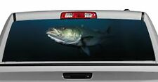 Truck Rear Window Decal Graphic [Fishing / Monster Bass] 20x65in DC78802