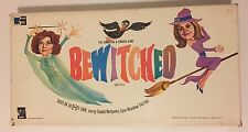 VINTAGE BEWITCHED Board Game - Game Gems 1965 COMPLETE