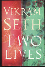 VIKRAM SETH - TWO LIVES  FIRST EDITION   fd