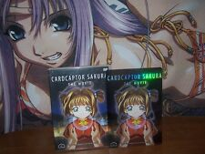 Cardcaptor Sakura - The Movie - With Pencil Board - Anime DVD Pioneer 2002 USED