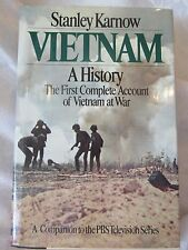 Vietnam: A History The 1st Complete Account Of Vietnam War by Karnow HC