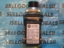 Allen Bradley 800T-PC216 Ser N Cluster Pilot Light Type 13 120V 800TPC216 New