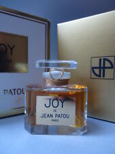 JEAN PATOU JOY PARFUM 1/2oz SEALED BOTTLE FABULOUS VINTAGE 1980s Nr MINT CO BOX