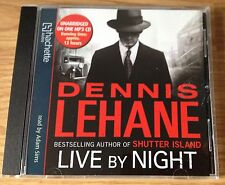 Audio Book DENNIS LEHANE - Live By Night on CD read by Adam Sims