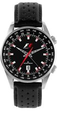 Jacques Lemans PF-5021A Formula I Collection World Time GMT Watch