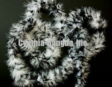 """15g, 72"""" Long Marabou Feather Boa, 30+ Colors and Patterns to pick up From"""
