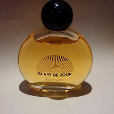 CLAIR DE JOUR LANVIN EAU DE TOILETTE !!50ML RARE AND VINTAGE NOT VAPO