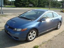 Honda: Civic EX Coupe Auto Salvage Rebuildable Repairable
